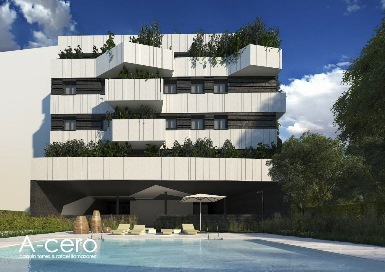 16 Penthouses – Apartments in Velez-Malaga | Costa del Sol