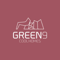 logo Green9 Cool Homes